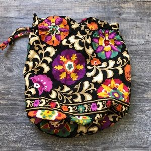 Vera Bradley wet bag/cosmetic bag